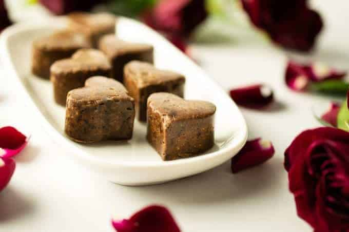 tigernut flour recipe: aip carob candies