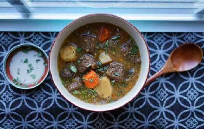 stew aip beef