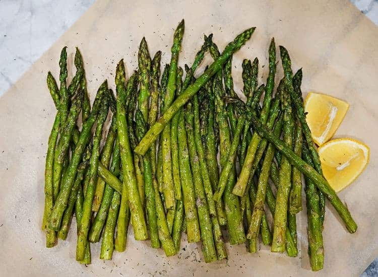 air fryer asparagus aip