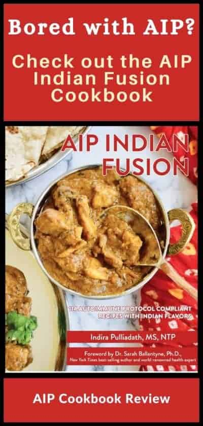 aip cookbook review: aip indian fusion