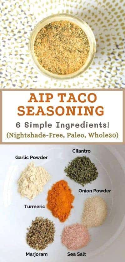 nightshade free taco seasoning