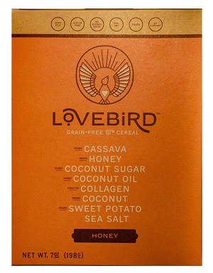 lovebird aip cereal
