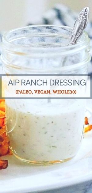 aip ranch dressing